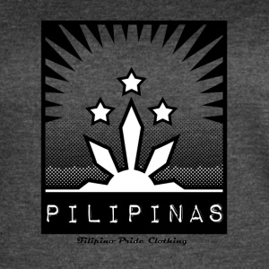 Filipino Pride. The symbol of the Philippines. - Women's Vintage Sport T-Shirt