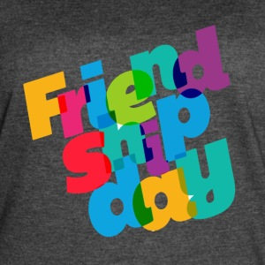 colorful-friendship-day - Women's Vintage Sport T-Shirt