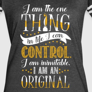 I am an original - Women's Vintage Sport T-Shirt