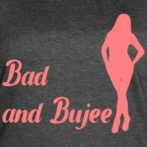 Bad and Bujee - Women's Vintage Sport T-Shirt