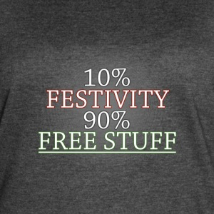 The True Meaning of Christmas - Women's Vintage Sport T-Shirt