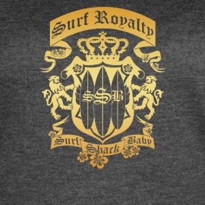 Surf shack baby - Women's Vintage Sport T-Shirt