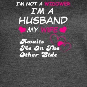 I Not A Widower - Women's Vintage Sport T-Shirt