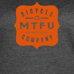 MTFU Bicycle Company - Women's Vintage Sport T-Shirt