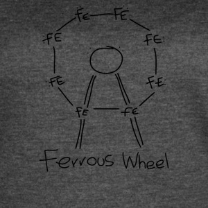 Science Ferris Wheel - Women's Vintage Sport T-Shirt