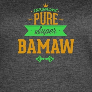 Pure Super BAMAW - Women's Vintage Sport T-Shirt