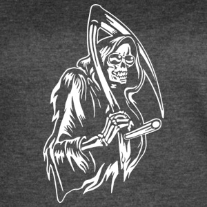 Grin Of The Reaper - Women's Vintage Sport T-Shirt