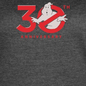 30th Anniversary Ghostbuster - Women's Vintage Sport T-Shirt