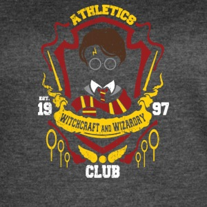 Athletics Club - Women's Vintage Sport T-Shirt