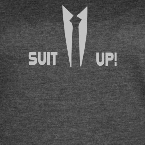 Suit Up - Women's Vintage Sport T-Shirt