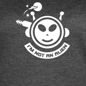 Im Not An Alien - Women's Vintage Sport T-Shirt