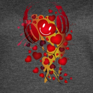 Heart Beat - Women's Vintage Sport T-Shirt