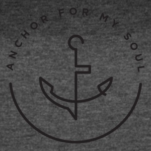 Anchor For My Soul - Women's Vintage Sport T-Shirt