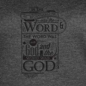 The Word of God - Women's Vintage Sport T-Shirt