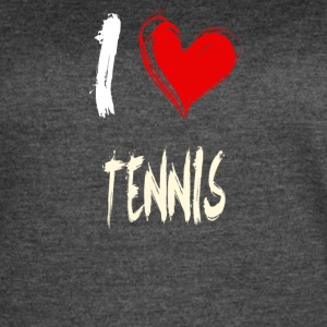 I love TENNIS - Women's Vintage Sport T-Shirt