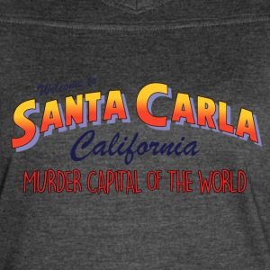 The Lost Boys - Welcome To Santa Carla - Women's Vintage Sport T-Shirt