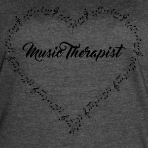 Music therapist - Women's Vintage Sport T-Shirt