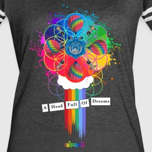 Coldplay - Women's Vintage Sport T-Shirt