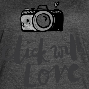 Photography T-Shirt - Women's Vintage Sport T-Shirt