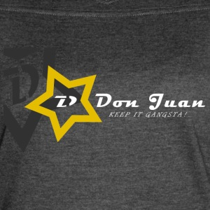 Don Juan Version 1 - Women's Vintage Sport T-Shirt