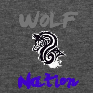 WolfNation size=small - Women's Vintage Sport T-Shirt