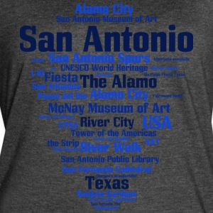 San Antonio (Texas, USA, Alamo City, River City) - Women's Vintage Sport T-Shirt