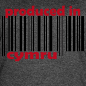Made in Wales - Women's Vintage Sport T-Shirt