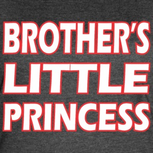 Brothers Little Princess - Women's Vintage Sport T-Shirt