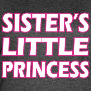 Sisters Little Princess - Women's Vintage Sport T-Shirt