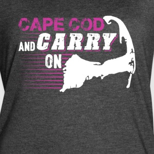 Cape Cod and Carry On Shirts - Women's Vintage Sport T-Shirt