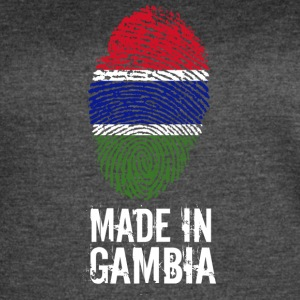 Made In Gambia - Women's Vintage Sport T-Shirt
