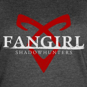 Shadowhunters - Fangirl - Women's Vintage Sport T-Shirt