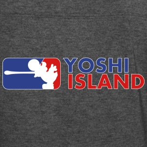MAJOR YOSHI ISLAND - Women's Vintage Sport T-Shirt