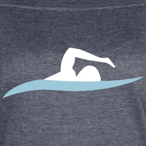 freestyle swimming - Women's Vintage Sport T-Shirt