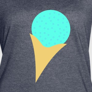 Bubble Gum Ice-Cream - Women's Vintage Sport T-Shirt