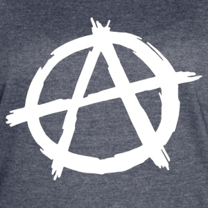 Anarchy - Women's Vintage Sport T-Shirt
