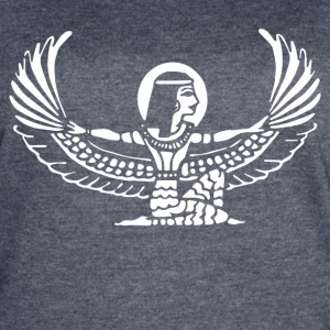 Goddess Isis Egyptian - Women's Vintage Sport T-Shirt