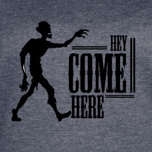 Hey come here evil man - Women's Vintage Sport T-Shirt