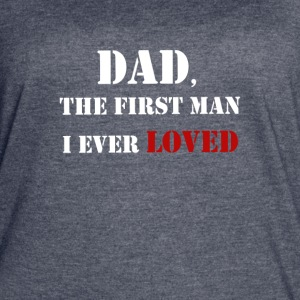 DAD - Father's Day Graphic T-shirt and Collections - Women's Vintage Sport T-Shirt