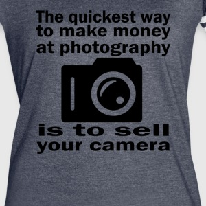Photography Money - Women's Vintage Sport T-Shirt