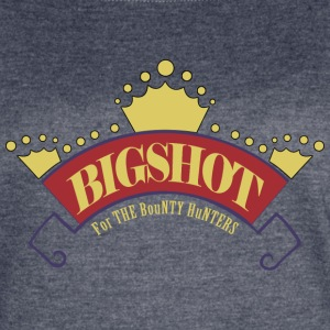 Big Shot Bounty - Women's Vintage Sport T-Shirt