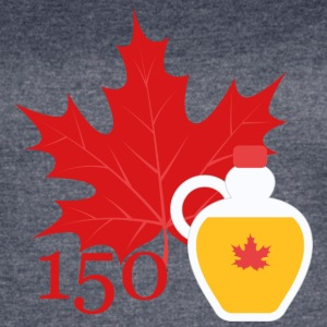 Canada 150 - Maple Syrup - Women's Vintage Sport T-Shirt