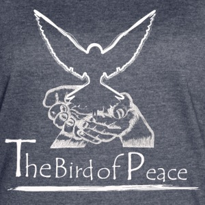Bird of Peace - Women's Vintage Sport T-Shirt