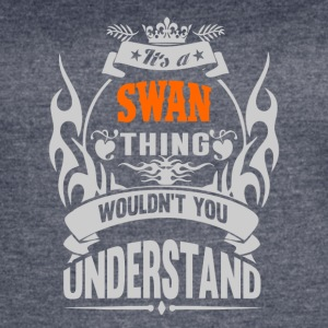 IT'S A SWAN THING TSHIRT - Women's Vintage Sport T-Shirt