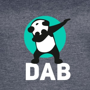 DAB panda dabbing football touchdown mooving dance - Women's Vintage Sport T-Shirt