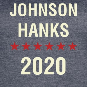 Johnson/Hanks 2020 - Women's Vintage Sport T-Shirt
