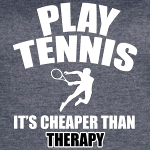 TENNIS DESIGNS - Women's Vintage Sport T-Shirt