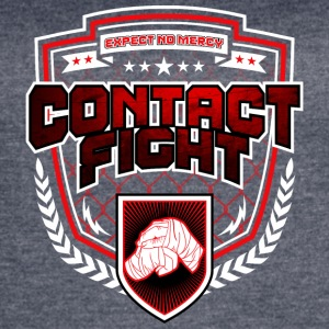 Contact Fight Knuckles - Women's Vintage Sport T-Shirt