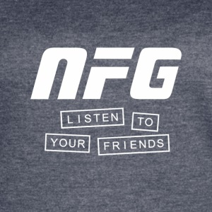 New Found Glory Listen to Your Friends - Women's Vintage Sport T-Shirt