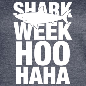Shark Week Hoo Haha - Women's Vintage Sport T-Shirt